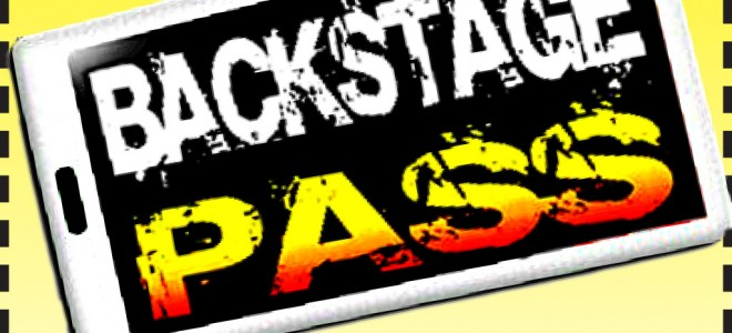 Get Your BackStage Pass