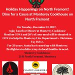 Holiday Happenings in North Fremont